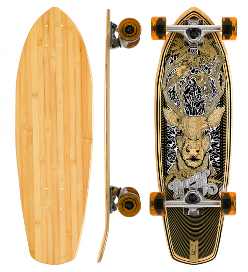 "Sean Marshall Our Boardwalk cruiser is 27.25"" long with a maximum width of  8.5"". The Wheelbase is 15.25"" and the nose is 2"" and the tail is 6"". a0e59b6eeda"