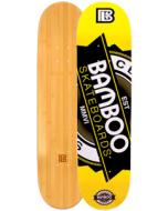 Seal Graphic Bamboo Skateboard