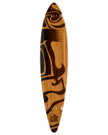 Trurute Poly Pin Tail Longboard