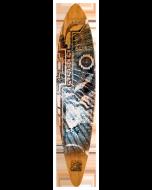 Trurute Harpy Eagle Pin Tail Longboard
