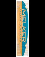 Melker A Pin Tail Longboard