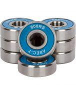 Radeckal Blue ABEC 7 Bearings