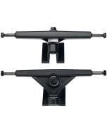 Black Radeckal Standard Reverse King Pin Longboard Trucks