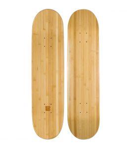 Blank Bamboo Skateboard