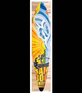 Nirvana Pin Tail Longboard