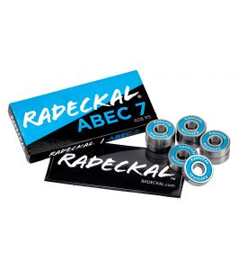 Radeckal Blue ABEC 7 Bearings