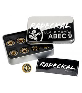 Black Mamba ABEC 9 Bearings