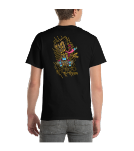 Bamboo Skateboards Tiki Skater Short-Sleeve T-Shirt