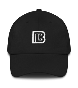 B Logo Cap