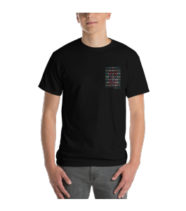 Bamboo Skateboards Native Pocket T-Shirt
